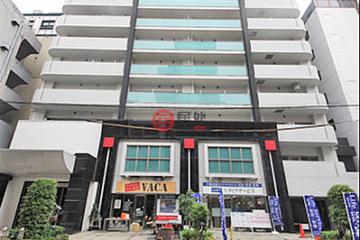 居外网在售日本大阪市2卧1卫的房产总占地55平方米JPY 40,800,000