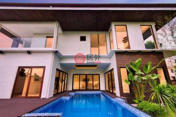 居外网在售菲律宾5卧5卫新开发的房产总占地462平方米PHP 52,000,000