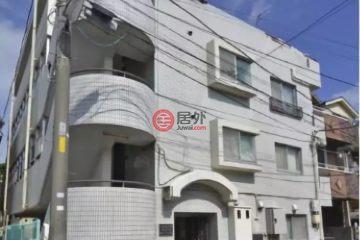 居外网在售日本1卧1卫的房产总占地31平方米JPY 6,900,000