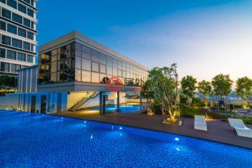 居外网在售马来西亚3卧3卫原装保留的房产总占地115平方米MYR 1,025,000