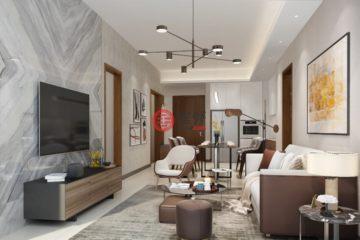 居外网在售马来西亚2卧2卫新开发的房产总占地6710平方米MYR 1,500,000