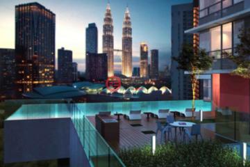 居外网在售马来西亚吉隆坡3卧3卫的房产总占地7339平方米MYR 1,000,000