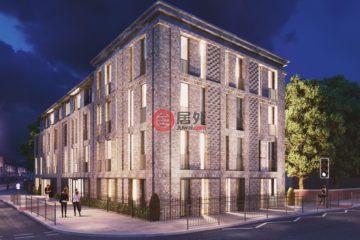 居外网在售英国1卧1卫新开发的房产总占地39平方米GBP 116,340