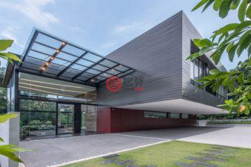 居外网在售马来西亚6卧6卫特别设计建筑的房产总占地1117平方米MYR 18,888,888
