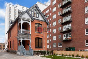 居外网在售加拿大渥太华5卧4卫的房产总占地321平方米CAD 1,588,888