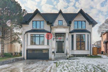 加拿大房产房价_安大略省房产房价_多伦多房产房价_居外网在售加拿大多伦多7卧9卫新开发的房产总占地581平方米CAD 5,488,880