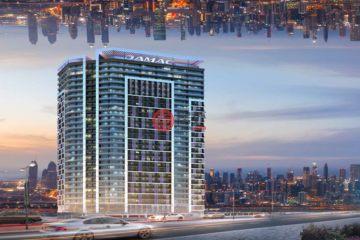 居外网在售阿联酋Business Bay1卧的房产总占地49平方米AED 699,999