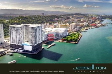 居外网在售马来西亚亞庇新房的新建房产总占地155平方米