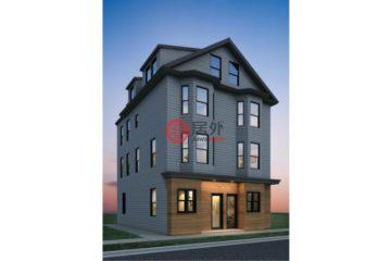 居外网在售美国4卧2卫新房的房产总占地372平方米USD 3,100,000