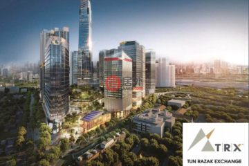 居外网在售马来西亚1卧1卫新开发的房产总占地6710平方米MYR 1,170,000