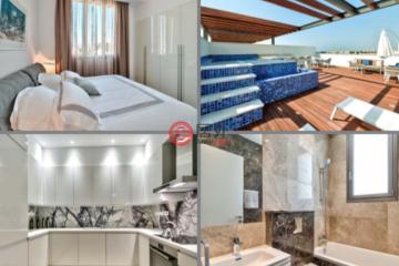 居外网在售塞浦路斯利马索尔2卧的房产总占地175平方米EUR 900,000