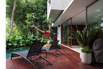 居外网在售印尼5卧6卫特别设计建筑的房产总占地380平方米USD 890,000