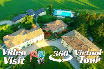 居外网在售意大利50卧55卫最近整修过的房产总占地30000平方米EUR 8,400,000
