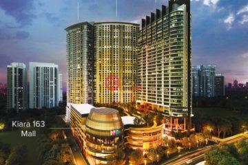 居外网在售马来西亚吉隆坡新开发的房产总占地79平方米MYR 882,000