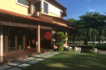 居外网在售马来西亚6卧5卫曾经整修过的房产总占地334平方米MYR 3,750,000