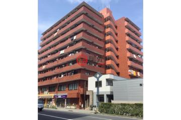 居外网在售日本横滨市2卧1卫的房产总占地5平方米JPY 26,800,000