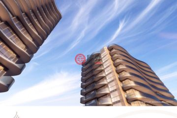 加拿大房产房价_安大略省房产房价_多伦多房产房价_居外网在售加拿大多伦多2卧2卫新开发的房产总占地89平方米CAD 682,336