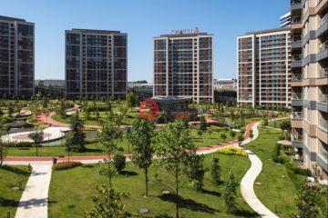 居外网在售土耳其Maslak2卧2卫的房产总占地120平方米USD 260,000