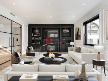 加拿大房产房价_魁北克房产房价_蒙特利尔房产房价_居外网在售加拿大蒙特利尔5卧3卫曾经整修过的房产总占地400平方米CAD 5,500,000