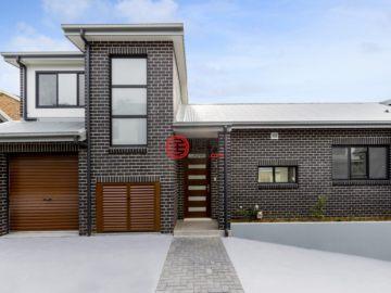 居外网在售澳大利亚3卧3卫新开发的新建房产总占地247平方米AUD 1,450,000起