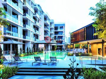 居外网在售新加坡新加坡的新建房产总占地8245平方米SGD 1,790,000起