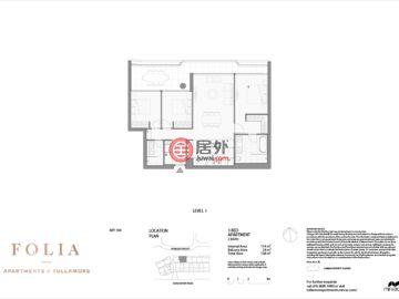 澳大利亚维多利亚州墨尔本的新建房产,473 Doncaster Road,编号55609581