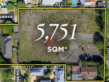 澳洲房产房价_维多利亚州房产房价_Brighton East房产房价_居外网在售澳洲Brighton East总占地5751平方米的土地