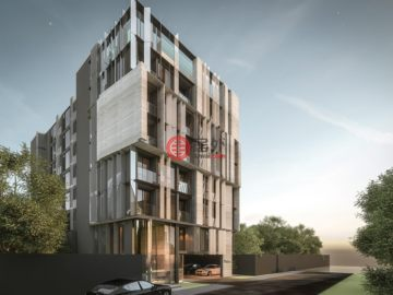 居外网在售泰国2卧1卫特别设计建筑的新建房产总占地47平方米THB 3,856,000起