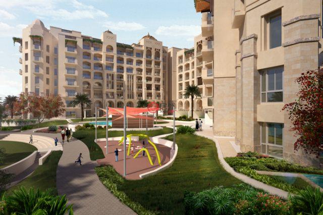 The Pearl Qatar新开发的新建房产