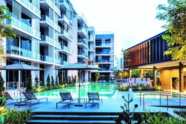新加坡的新建房产