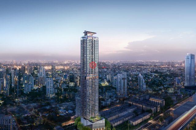 曼谷的新建房產