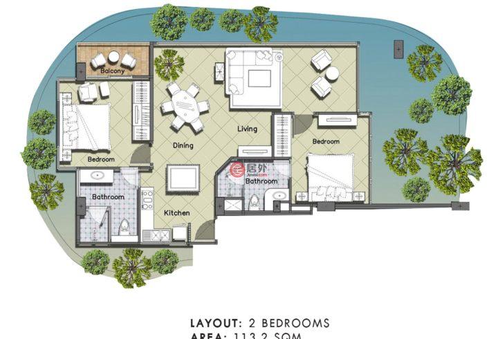 泰国春武里府芭堤雅的房产,北芭提雅 邦拉蒙16巷,编号44597744