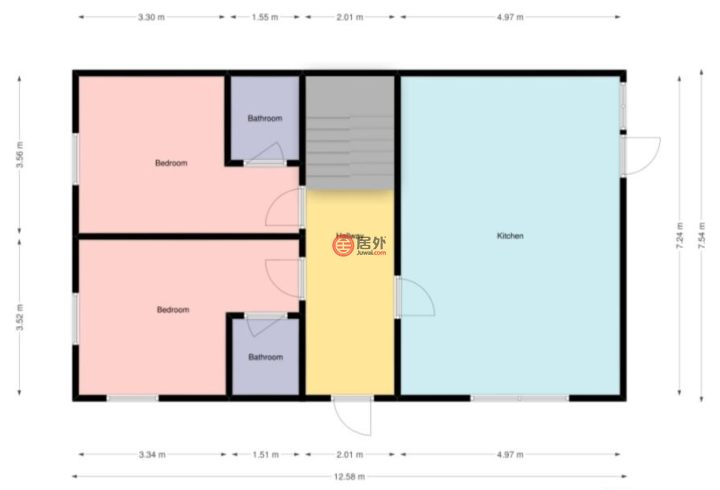 英国英格兰沃拉西的房产,编号51238982