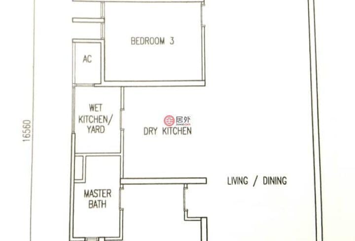 马来西亚Wilayah PersekutuanKuala Lumpur的房产,7 Jalan Wangsa Delima,编号54623231