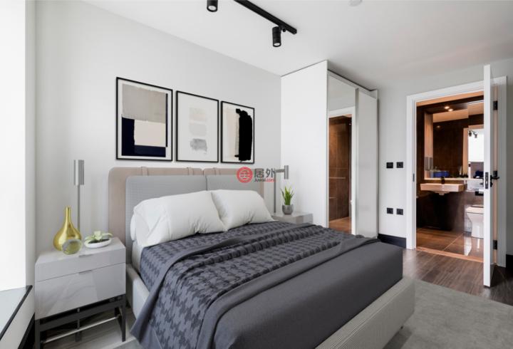 英国英格兰伦敦的公寓,编号54957341