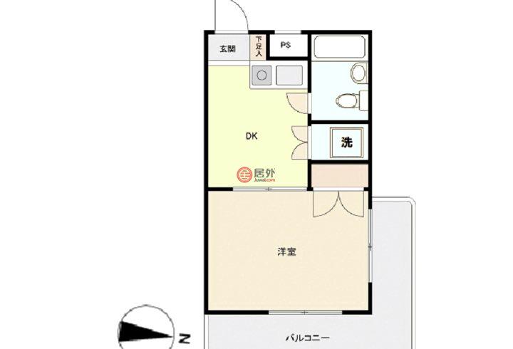 日本JapanTokyo的房产,编号55794436
