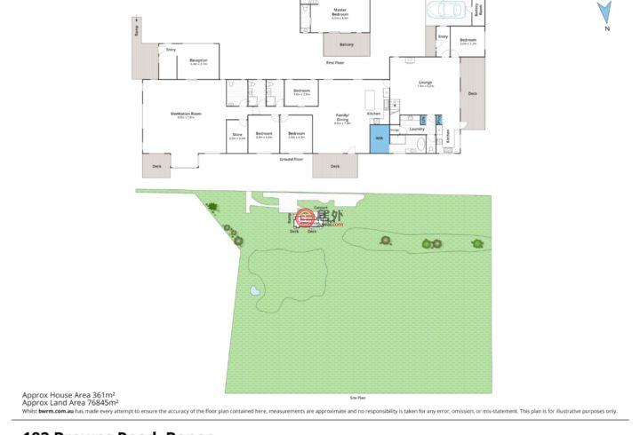澳大利亚维多利亚州的房产,182 Browns Rd. Boneo,编号47707676