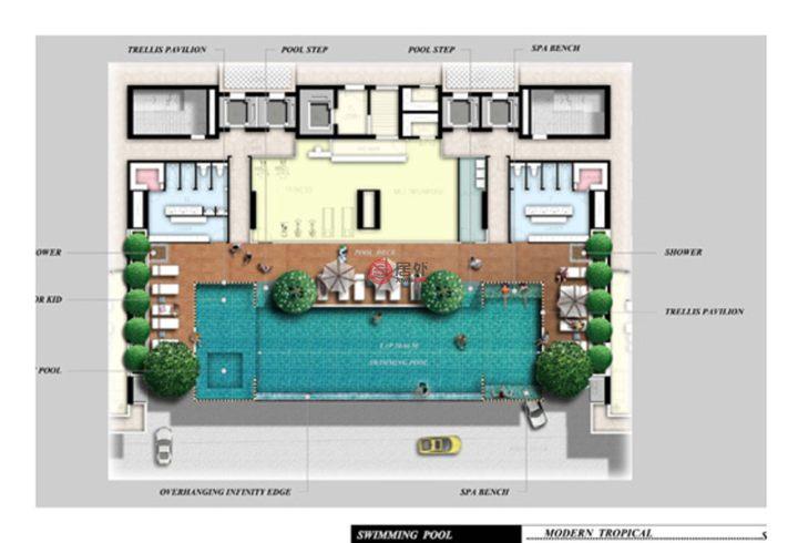 泰国Bangkok曼谷的房产,Sukhumvit,编号51944946