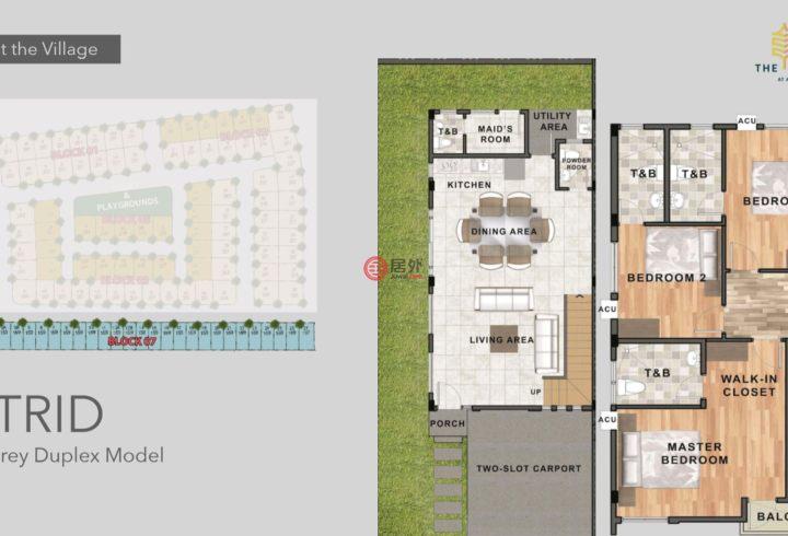 菲律宾CaviteTagaytay的房产,governors street,编号51683528