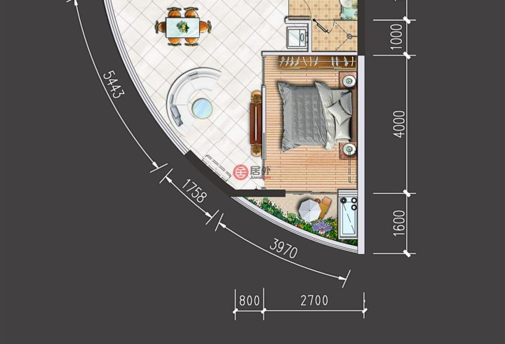柬埔寨SihanoukvilleSihanoukville的房产,编号49172090