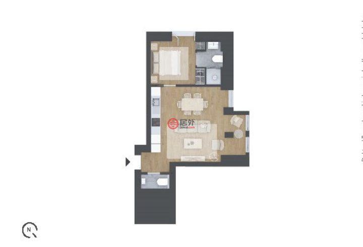 葡萄牙LisboaLisboa的公寓,编号58643780