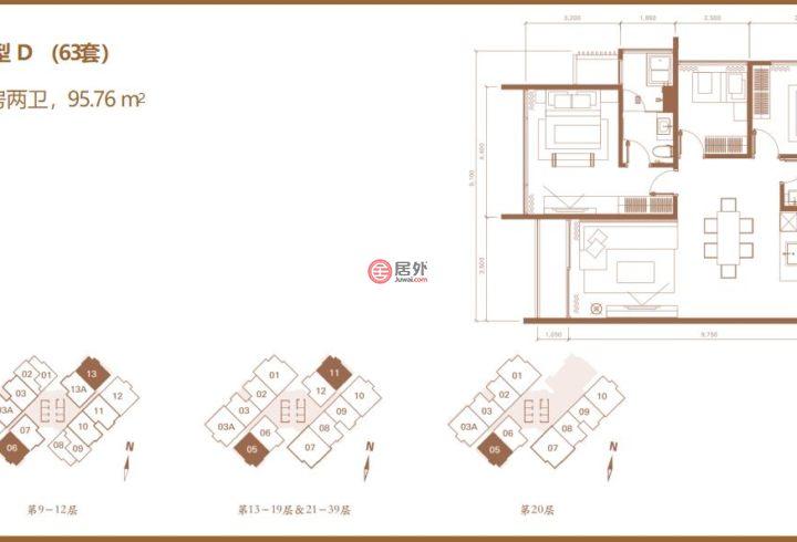 马来西亚Kuala Lumpur吉隆坡的房产,史丹诺3号 Stonor 3,编号48990406