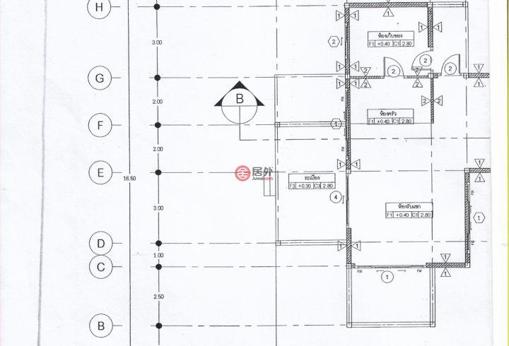泰国班武里府华欣的房产,Soi 6,编号51332866