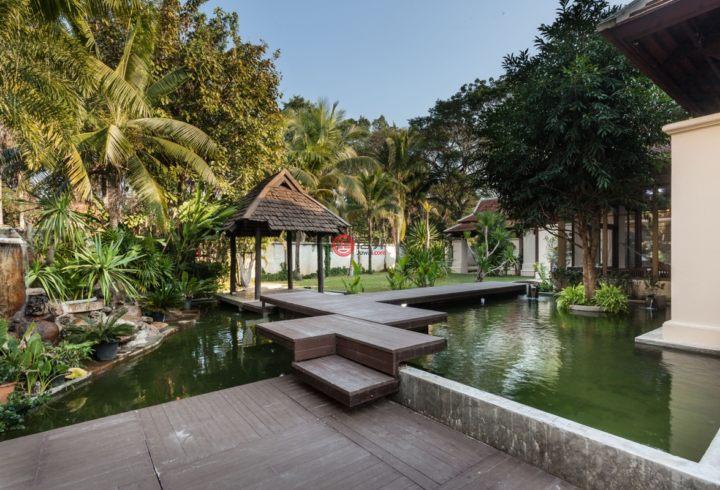 泰国清迈4卧5卫原装保留的房产