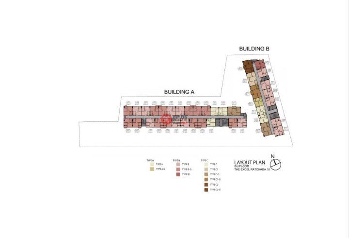 泰国Bangkok曼谷的新建房产,编号45952556