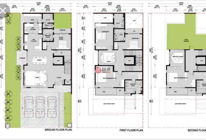 马来西亚Kuala Lumpur吉隆坡的房产,jalan pinang,编号48891460
