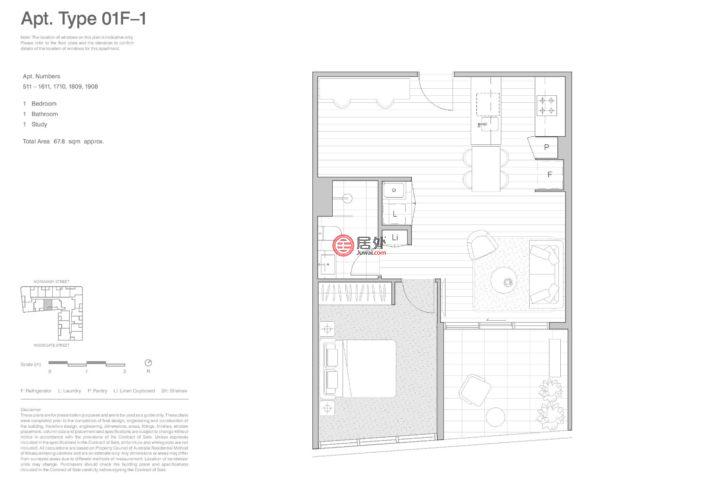 澳大利亚维多利亚州墨尔本的房产,253-273 Normanby Road,编号54995903