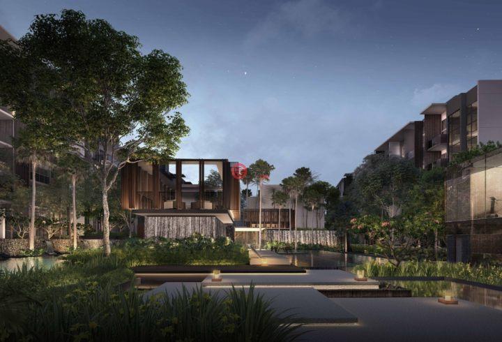 新加坡SingaporeSingapore的公寓,56 South Buona Vista Road,编号59637899