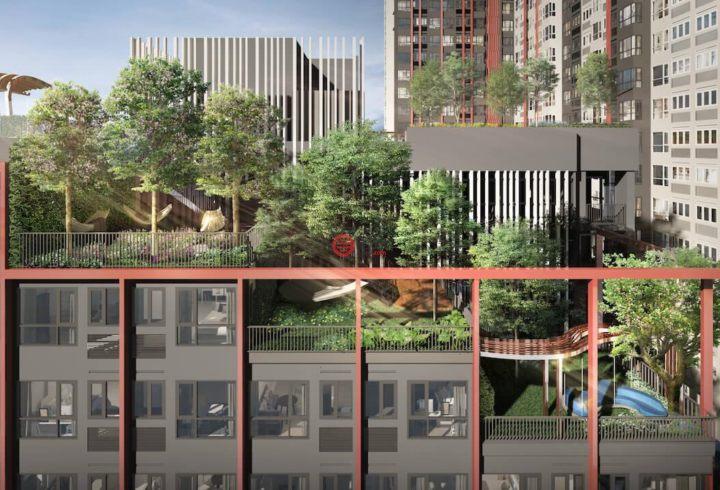 泰国Bangkok曼谷的新建房产,编号58278759