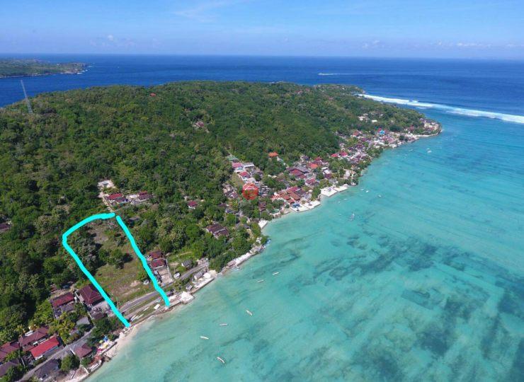 印尼巴厘岛Klungkung的土地,编号36557871